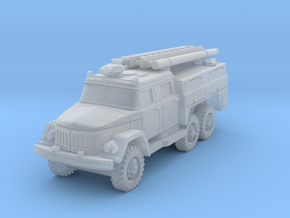 Zil 131 AS40 fire 1970 in Smoothest Fine Detail Plastic: 1:200