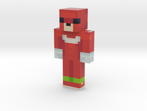 RedBearGamerGirl | Minecraft toy in Natural Full Color Sandstone