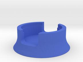 Seiko SKX Movement (7S26) Holder in Blue Processed Versatile Plastic