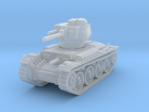 Panzer 38t E 1/144 in Smooth Fine Detail Plastic