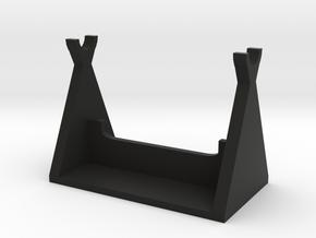 Carstand_Yota in Black Natural Versatile Plastic: 1:10