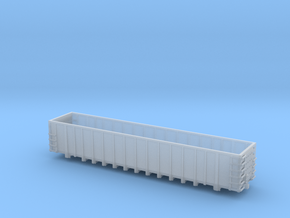 Aggregate Gondola V - Zscale in Smooth Fine Detail Plastic