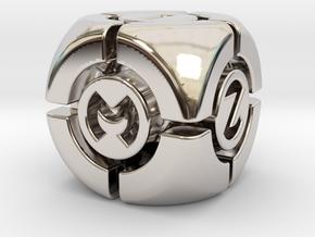 Techno D6 in Platinum