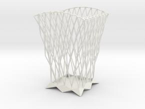 Penholder 753 in White Natural Versatile Plastic