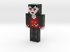 _Batz_ | Minecraft toy in Natural Full Color Sandstone