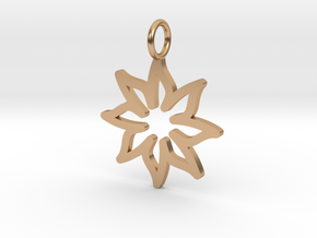GG3D-033 in Polished Bronze