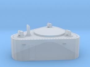 1/350 DKM H39 Command Bridge Fire Control Post in Smooth Fine Detail Plastic