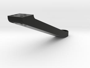 Z30 Mount 35x75 Mitte in Black Natural Versatile Plastic