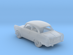 DKW Junior 1960  1:120 TT in Smooth Fine Detail Plastic