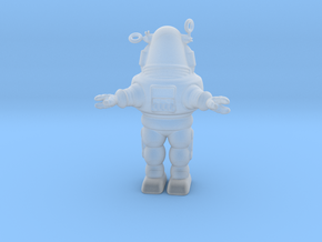 Robby - 1.49 in Smooth Fine Detail Plastic