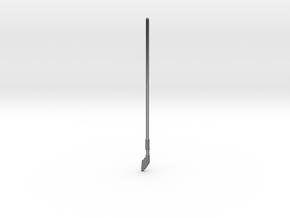 Sputnik to assemble - Antenna in Polished Nickel Steel