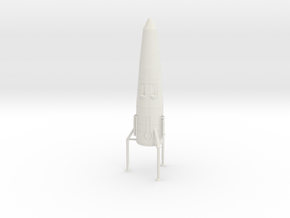 James Bond - Bird 1 - Landing in White Natural Versatile Plastic