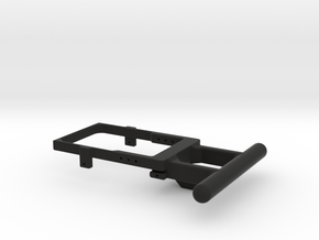 SCX24  Universal truck bed mount with hitch receiv in Black Natural Versatile Plastic