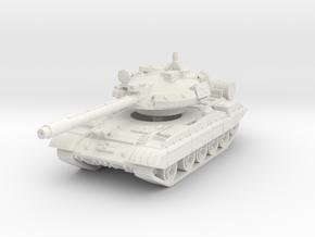T-55 AM2 1/87 in White Natural Versatile Plastic