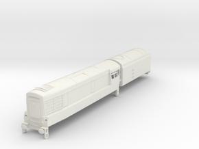 b-100-gt3-loco in White Natural Versatile Plastic