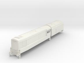 b-76-gt3-loco in White Natural Versatile Plastic