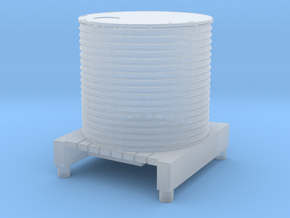 Water Tank 1/48 in Smooth Fine Detail Plastic