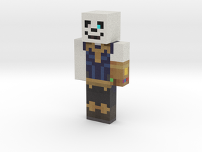 Pixxz | Minecraft toy in Natural Full Color Sandstone