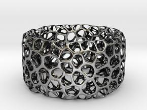 Voronoi Universe i7 TALLA 8 LAbdGRAFO -  TPA in Antique Silver
