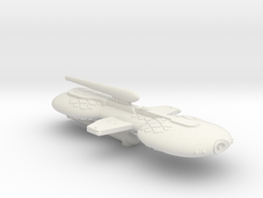 3788 Scale Gorn Heavy Medium Cruiser+ (HCM+) SRZ in White Natural Versatile Plastic