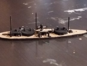 1/1250 Smerch Ironclad in Smooth Fine Detail Plastic