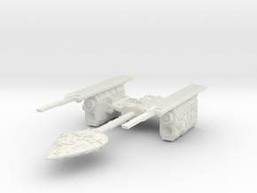 NAC-Excalibur-K5 in White Natural Versatile Plastic