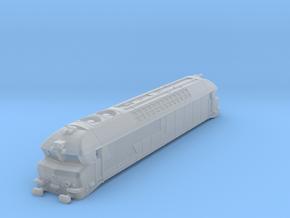 cc72000 echelle z in Smoothest Fine Detail Plastic