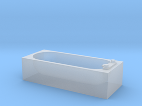 Modern Bath 1/48 in Smooth Fine Detail Plastic