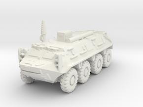 BTR-60 PU 1/87 in White Natural Versatile Plastic