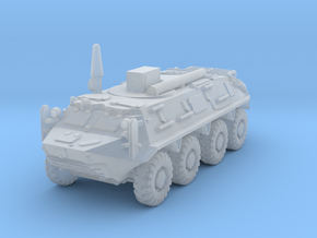 BTR-60 PU 1/144 in Smooth Fine Detail Plastic