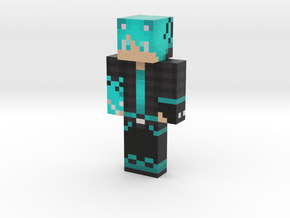 BlazyThunder | Minecraft toy in Natural Full Color Sandstone