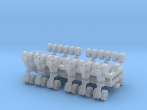 SPMT 12 Achslinien 2erSet - 1:120 TT in Smooth Fine Detail Plastic