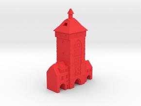 TuebingerTor Christbaumschmuck in Red Processed Versatile Plastic