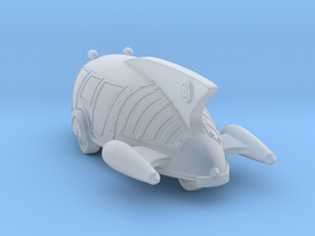 Dymaxion  !:120 TT 1933 in Smooth Fine Detail Plastic