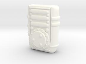 Lost in Space Air Tank in White Processed Versatile Plastic