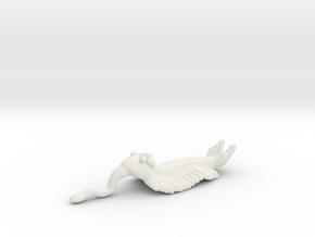 Opabinia - Big in White Strong & Flexible