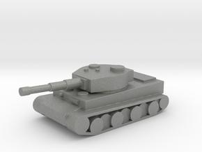 tiger tank in Gray PA12