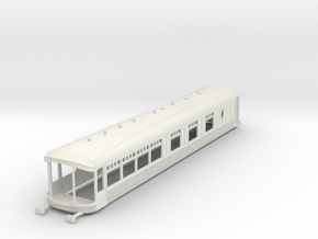 o-76-cr-lms-pullman-observation-coach in White Natural Versatile Plastic