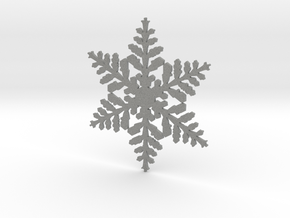 snowflake in Gray PA12