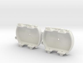 a-1-48-pechot-bogies-12 in White Natural Versatile Plastic