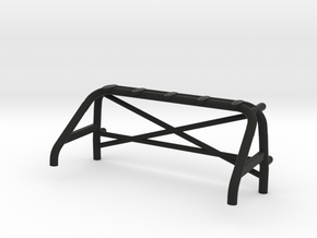 CRC1022 Element RC Enduro Sendero Twin Roll Bar v1 in Black Natural Versatile Plastic