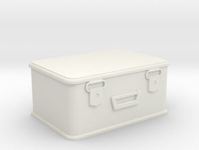 1:9 zarges-box small in White Natural Versatile Plastic