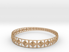Bracelet in Natural Bronze