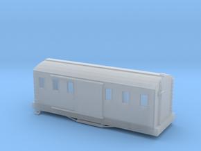 N USMRR WAYCAR in Smooth Fine Detail Plastic