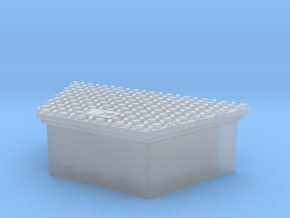 1:50 Tool Box for First Gear 16Ft pickup trailer.  in Smooth Fine Detail Plastic