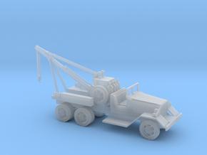 1/144 Scale Kenworth/La France M1 Wrecker in Smooth Fine Detail Plastic