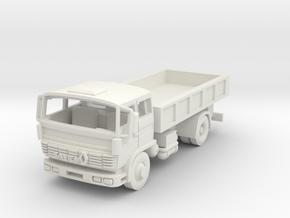 RENAULT G260 ECHELLE TT in White Natural Versatile Plastic