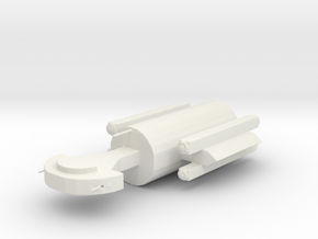 USA Hammerhead BCSS 8472 in White Natural Versatile Plastic