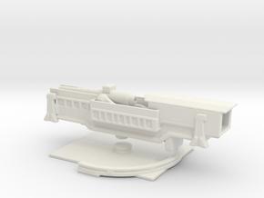 24 cm SK L/30 Theodor otto wood 1/144 eub  in White Natural Versatile Plastic