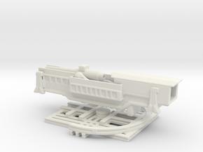 24 cm SK L/30 Theodor otto steal 1/285 6mm eub in White Natural Versatile Plastic